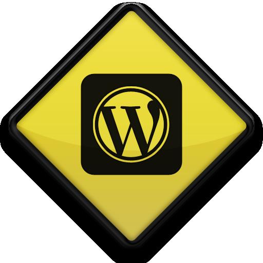 097742, 102865, logo, square, wordpress icon