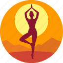 balance, exercise, india, meditation, relax, relexation icon