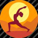 exercise, guru, health, meditation, sun, yoga