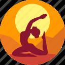 female, health, india, meditation, yoga