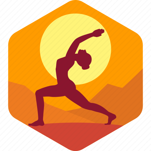 Exercise, guru, health, meditation, sun, yoga icon - Download on Iconfinder