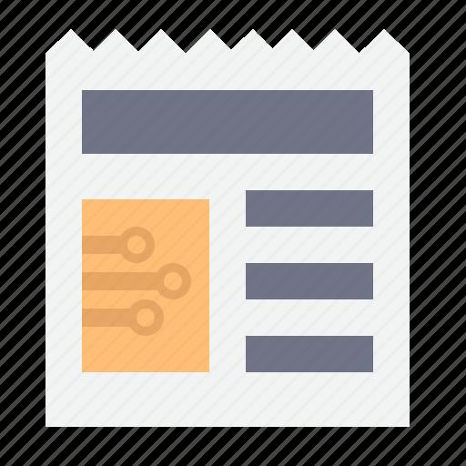 Basic, document, ui icon - Download on Iconfinder