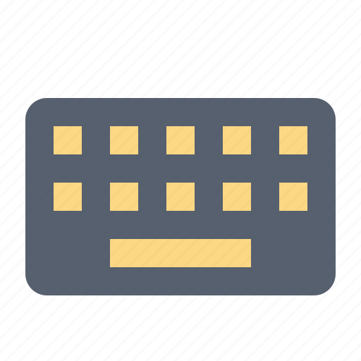 Board, key, keyboard, typing icon - Download on Iconfinder