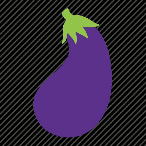 aubergine, eggplant, food, vegetable, vegetables, veggie icon