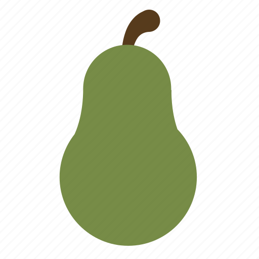 Birne, food, fruit, pear icon - Download on Iconfinder