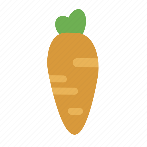 Carrot, food, karotte, vegetable, vegetables, veggie icon - Download on Iconfinder