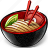 japanese, noodle icon