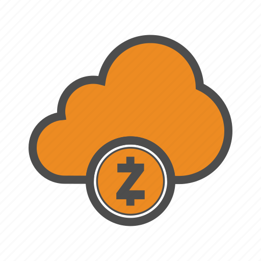 Blockchain, cloud, crypto, cryptocurrency, web, zcash icon - Download on Iconfinder