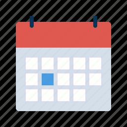 calendar, planner, schedule icon