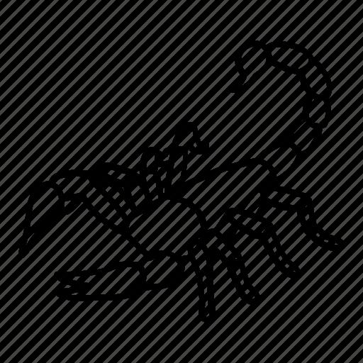 horoscope scorpio animal