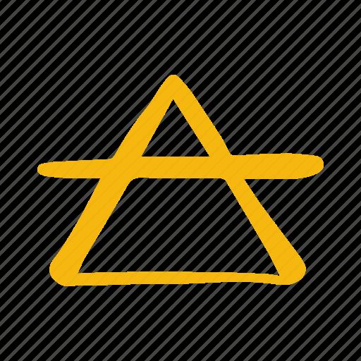 air, aria, astrology, element, hand-drawn icon