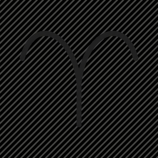 'Zodiac Linear Black' by IconBaandar Team