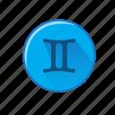3, simple, vector icon