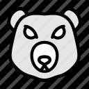 panda, animal, zoo, wild, forest
