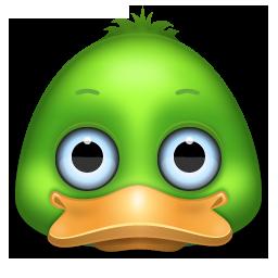 adium, animal, duck icon