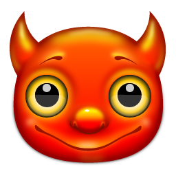 devil, free bsd, freebsd icon