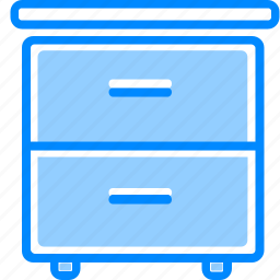 archive, cupboard, documents, drawer, file, flling, office icon