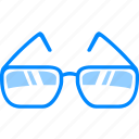 avatar, eye, eyeglasses, face, glass, glasses, sunglasses, view icon