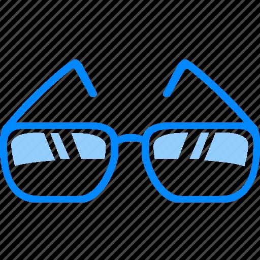 avatar, eye, eyeglasses, face, glass, glasses, sunglasses, view icon