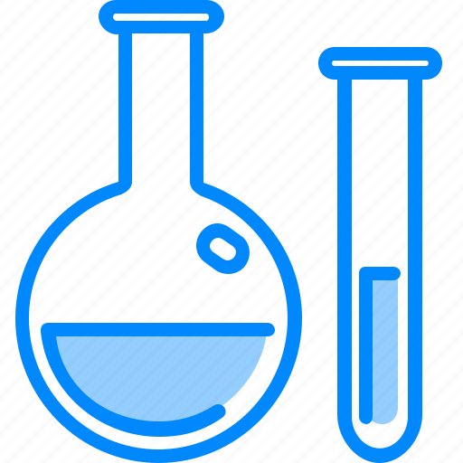 chemical, flask, lab, medical, test, tube icon