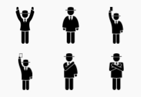 cricket umpire hand signals pdf