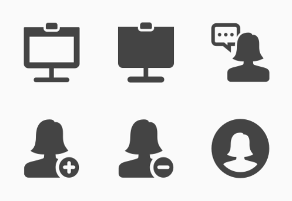 Glypho - Generic Icons preview image