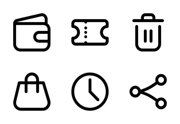 Featured Icons • IconJar