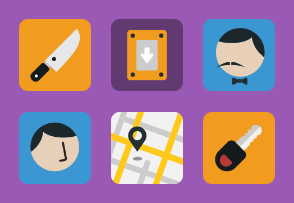 50 Startup icons
