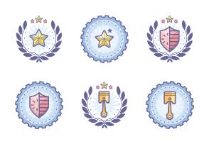Rich Achievements & Badges