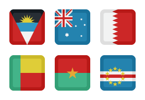 Allicons: Flags