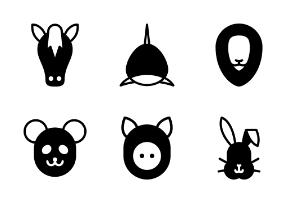 Animal - Glyph