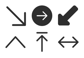 Arrow Sets from Iconspace