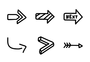 Arrows Drawn