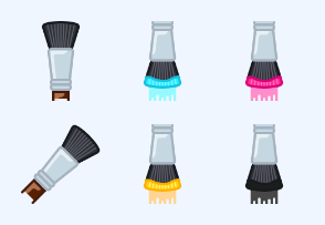 Art & Design - Brushes