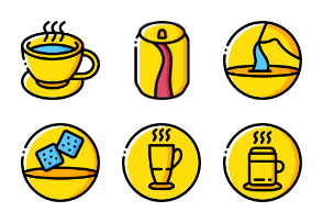 Beverages - Yellow