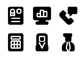 Business (Glyph)