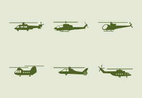 Civilian & Military Helicopters