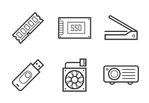 Computer Hardware and Accessories