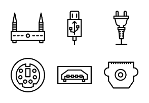 Connectors & Cables