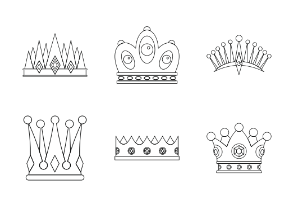 Crown - Outline