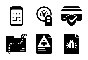 Data protection glyph