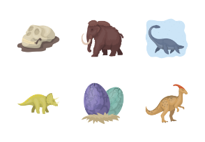 Dinosaurs and Prehistoric Time