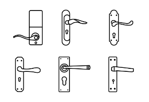 Door Handle Collection