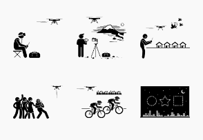 Drone Personal and Recreational Uses, Usage, and Applications