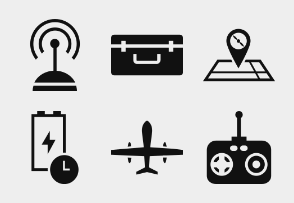 Drones and UAVs