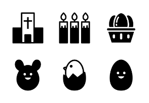 Easter Glyph Version