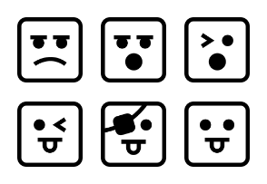 Emoji Faces 3