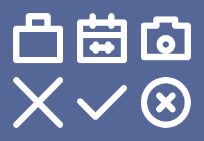 Essential tiny icons