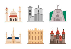 European Cities Landmarks
