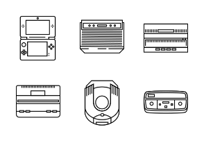 Evolution of consoles